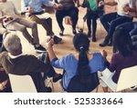 networking seminar meet ups... | Shutterstock . vector #525333664