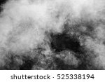 smog abstract background closeup | Shutterstock . vector #525338194