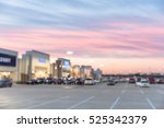 Blurred Image Exterior View Of...