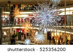 Christmas Shopping Center
