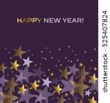 Concept Star Abstract Vector...