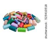 snapshot of the pile of... | Shutterstock . vector #525410518