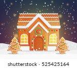 Gingerbread House Christmas...