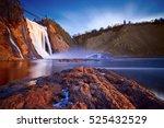 Montmorency Falls  Quebec ...