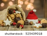 Sweet Christmas Gift  Santa...