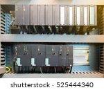 plc programable logic controler    Shutterstock . vector #525444340