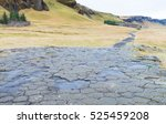 kirkjugolf  the church floor ... | Shutterstock . vector #525459208