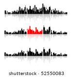 landscape neutro | Shutterstock .eps vector #52550083