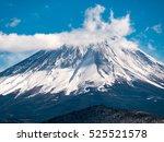 Mount Fuji In Winter. Mt. Fuji...