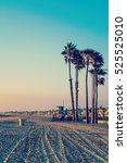 Sunset In Newport Beach In...