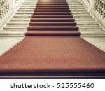 Vintage Looking Red Carpet On ...