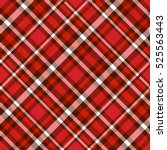 seamless tartan plaid pattern.... | Shutterstock .eps vector #525563443