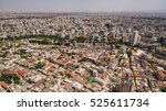 Aerial View Of Nicosia ...