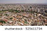 Aerial View Of Nicosia ...