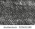 distressed overlay texture of... | Shutterstock .eps vector #525631180