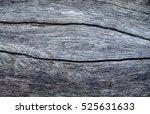 Grey Wooden Texture Close Up...
