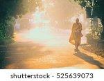 Buddhist Priest Of Wat Bang Na...