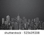 White Windows On City Skylines...