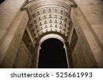 arc de triumph  paris   france | Shutterstock . vector #525661993
