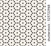 vector seamless pattern. modern ... | Shutterstock .eps vector #525722968
