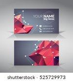 vector modern creative and... | Shutterstock .eps vector #525729973
