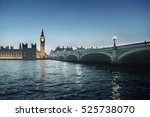 Big Ben And Westminster At...