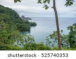View Over Catham Bay Cocos...