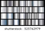 silver gradient background... | Shutterstock .eps vector #525762979