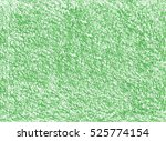 green colored pencil background.... | Shutterstock . vector #525774154