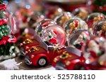 Magic Ball With Santa Claus....