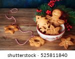 Gingerbread And Christmas...