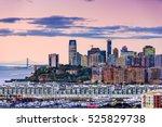 exchange place  jersey city ... | Shutterstock . vector #525829738