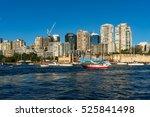 Sydney Cityscape Of Milsons...