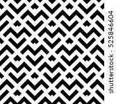 abstract geometric pattern with ... | Shutterstock . vector #525846604