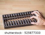 Old Abacus Calculator For...