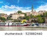 Belgrade Cityscape From The...