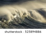 huge wave at bondi beach ...   Shutterstock . vector #525894886