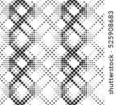 seamless knitting background.... | Shutterstock .eps vector #525908683