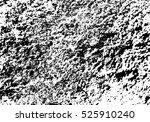 black and white grunge... | Shutterstock .eps vector #525910240