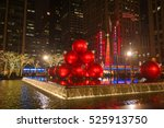 Christmas Decor In New York  ...