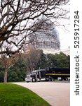 professional classic american... | Shutterstock . vector #525917284