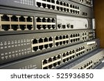 network switch | Shutterstock . vector #525936850