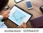 business analysis   calculator  ... | Shutterstock . vector #525966319