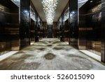 luxury lobby interior.   Shutterstock . vector #526015090