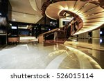 luxury lobby interior. | Shutterstock . vector #526015114