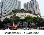 singapore  singapore   august 4 ... | Shutterstock . vector #526066054