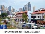 singapore  singapore   august 5 ... | Shutterstock . vector #526066084