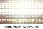 image of defocused stadium...   Shutterstock . vector #526092028
