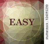 easy icon easy website button