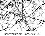 abstract distressed overlay...   Shutterstock .eps vector #526095100